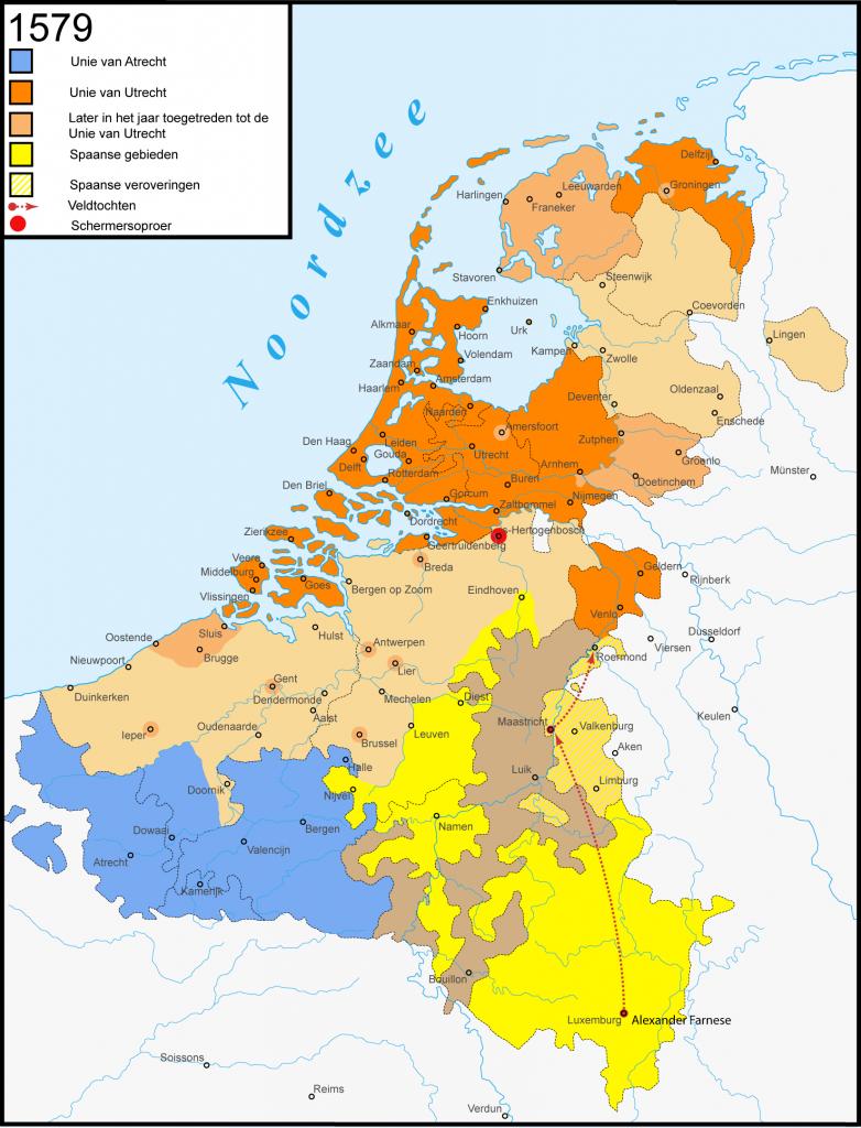 2 Tachtigjarigeoorlog-1579[1]